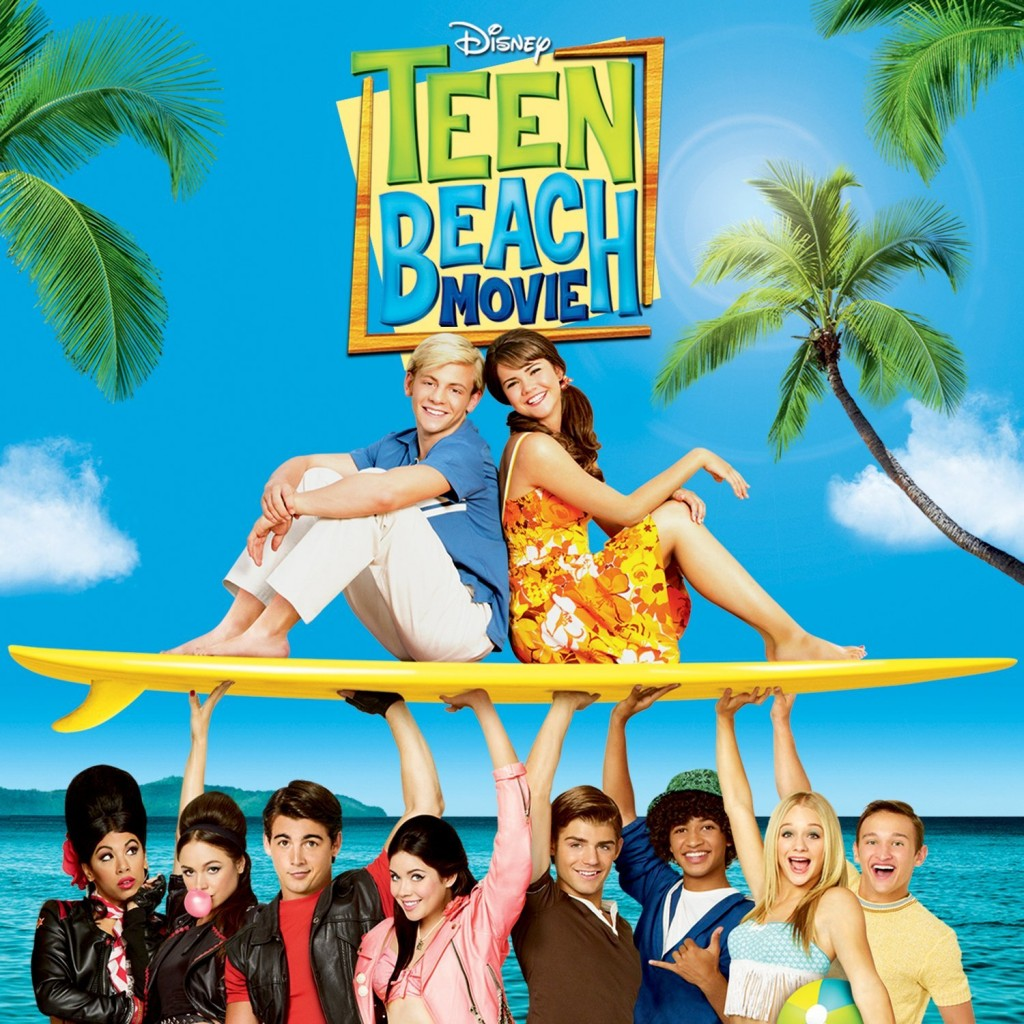 teen beach movie is the latest disney channel original movie ...