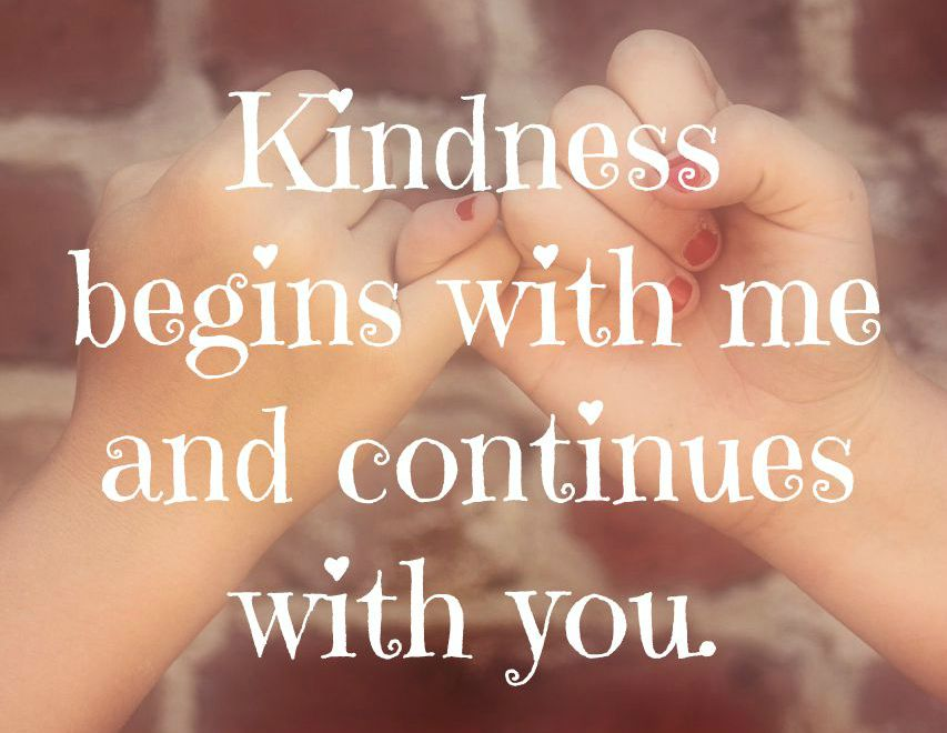Kindness begins with me2